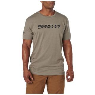 5.11 Tactical Men Send It Tee-