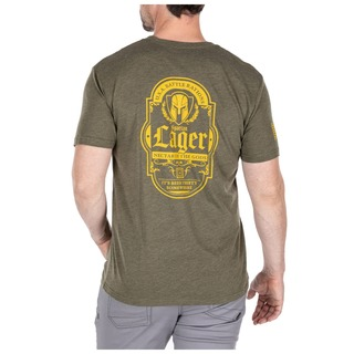 5.11 Tactical MenS Battle Rations Tee-