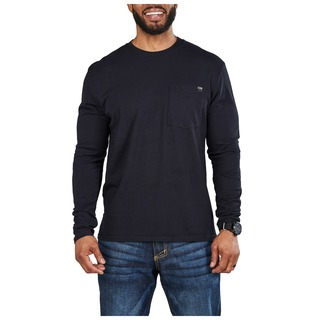 5.11 Tactical Men Elite Long Sleeve Tee-