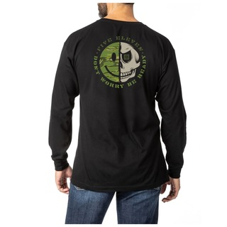 5.11 Tactical MenS Dont Worry Be Ready Long Sleeve Tee-