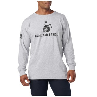 5.11 Tactical Men Come Take It Long Sleeve Tee-