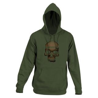 Bullet Skull Hoodie