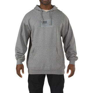 5.11 Tactical MenS Embroidered Flag Hoodie-
