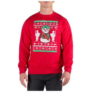 5.11 Tactical MenS Ugly Holiday L/S Tee-511