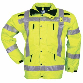 5.11 Tactical Men High-Visibility Parka Jacket-