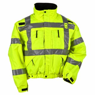 5.11 Tactical MenS Reversible Hi-Vis Jacket-5.11 Tactical