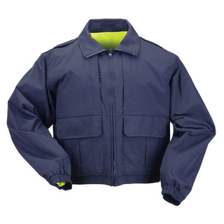 5.11 Tactical Mens Reversible High-Visibility Duty Jacket-