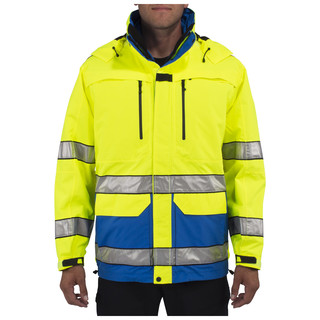 5.11 Tactical Mens First Responder High Visibility Jacket-511