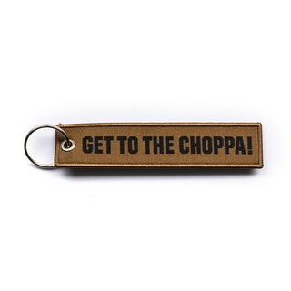 5.11 Tactical Get To The Choppa Keychain-
