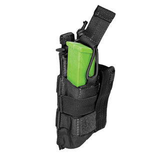 5.11 Tactical Double Pistol Bungee/Cover-5.11 Tactical