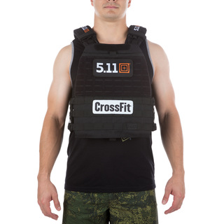 Tactec Plate Carrier - Crossfit® Edition