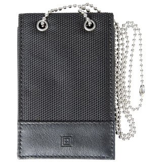 5.11 S.A.F.E. 3.4 Badge Wallet From 5.11 Tactical-511