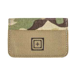 5.11 Tactical Camo Card Wallet-511