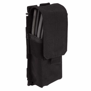 Stacked Single Mag Pouch With Cover