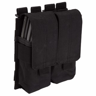 Stacked Double Mag Pouch With Cover