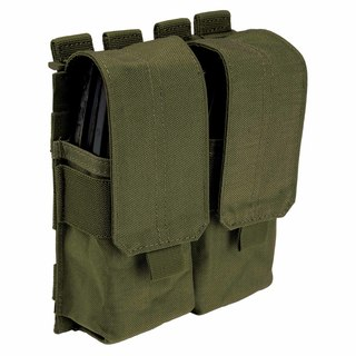 5.11 Tactical Stacked Double Mag Pouch With Cover-