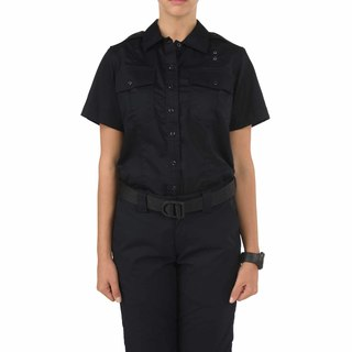 5.11 Tactical Women Twill Pdu Class-A Short Sleeve Shirt-