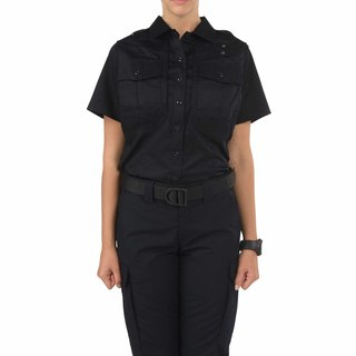 Womens Twill Pdu® Class-B Short Sleeve Shirt-5.11 Tactical