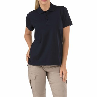 5.11 Tactical Womens Tactical Jersey Short Sleeve Polo Shirt-