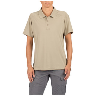 5.11 Tactical Womens Helios Short Sleeve Polo Shirt