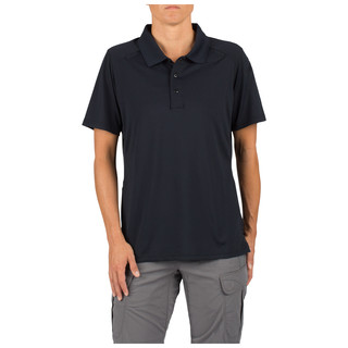 5.11 Tactical Women Women's Helios Short Sleeve Polo Shirt-5.11 Tactical