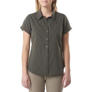 5.11 Tactical Womens Freedom Flex Woven Short Sleeve Shirt-511
