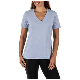 5.11 Tactical Zoe V-Neck Tri-Blend Short Sleeve Tee-