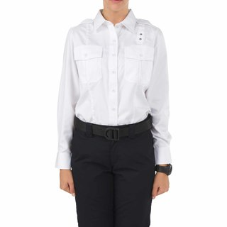 5.11 Tactical Womens Twill Pdu Class-A Long Sleeve Shirt-