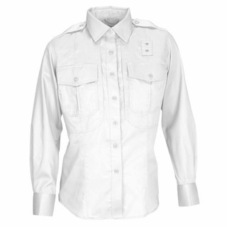 Twill PDU Shirt - B Class - Womens - Long Sleeve-
