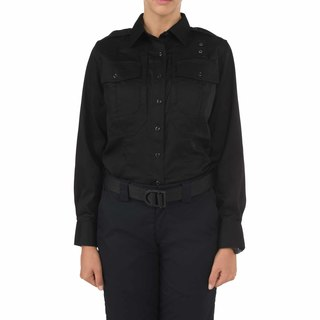 Twill PDU Shirt - B Class - Womens - Long Sleeve