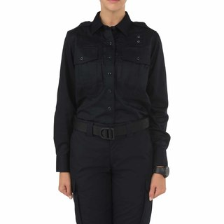 5.11 Tactical Public Safety Shirts Womens 5.11 Tactical Twill Pdu Class-B Long Sleeve Shirt-5.11 Tactical