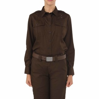 WOMENS TACLITE®PDU® CLASS-A LONG SLEEVE SHIRT-