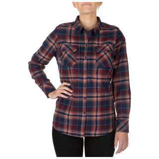5.11 Tactical Womens Heartbreaker Flannel Shirt-511