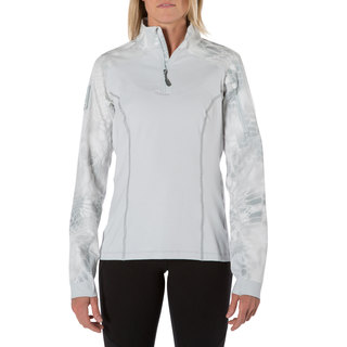 5.11 Tactical Womens Kryptek Rapid Half Zip-5.11 Tactical