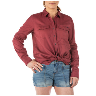 5.11 Tactical Women Nikita Long Sleeve Shirt-511