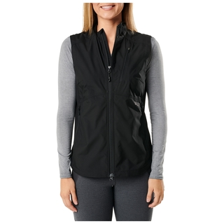 5.11 Tactical Womens Cascadia Windbreaker Packable Vest-5.11 Tactical