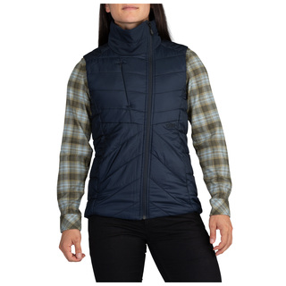 5.11 Tactical Womens Peninsula Insulator Packable Vest,-