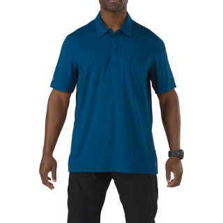 5.11 Tactical MenS Odyssey Short Sleeve Polo Shirt-5.11 Tactical