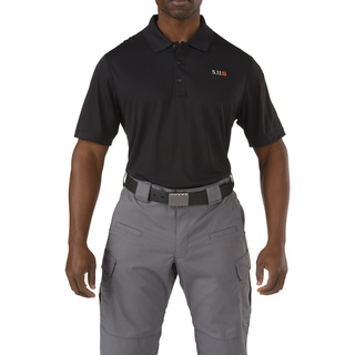 5.11 Tactical MenS Pinnacle Short Sleeve Polo Shirt-511