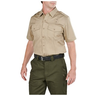 TWILL PDU® CLASS-A SHORT SLEEVE SHIRT-5.11 Tactical
