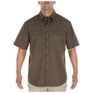 Men 5.11 Stryke Short Sleeve Shirt From 5.11 Tactical-