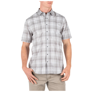 5.11 Tactical Mens Hunter Plaid Shirt-5.11 Tactical