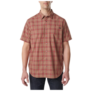 5.11 Tactical MenS Hunter Plaid Shirt-511