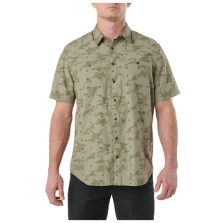 5.11 Tactical Mens Crestline Camo Shirt-
