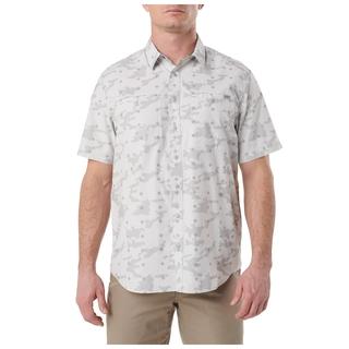 5.11 Tactical Mens Crestline Camo Shirt-