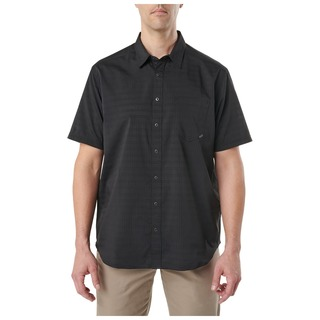5.11 Tactical Mens Aerial Short Sleeve Shirt-511
