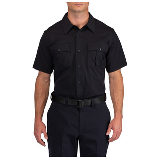 5.11 Tactical Men Class A Flex Tac Poly/Wool Short Sleeve Shirt-511