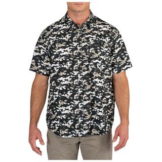 5.11 Tactical MenS Camo Maze Shirt-