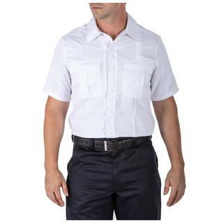 5.11 Tactical MenS Class A Fast-Tac Twill Short Sleeve Shirt-