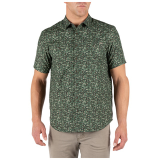 5.11 Tactical MenS Micro Camo Shirt-